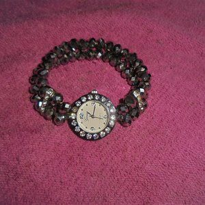 Beaded Stretchy Watch